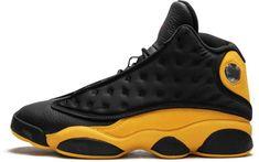 new style f1251 0934c Air Jordan 13 Black University Red  Melo Class of 2002 . Jordan 13 BlackJordan  13 ShoesJordan 10High School BasketballRed ...