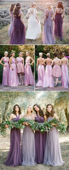 There are many options when it comes to outfitting your besties for the big day. If you are a creative modern bride who loves the free and versatile style, you should definitely consider the ever-so-chic convertible bridesmaid dresses (or twist wrap dresses) that allow each bridesmaid to look unique and stylish! These dresses are perfect …