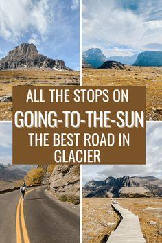 Glacier National Park Camping, Glacier National Park Montana, Glacier Park, Vacation Trips, Vacation Spots, Vacation Places, Vacation Ideas, Vacations, Places To Travel