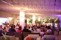 Speech time at a wedding at Cafe del Mar Marbella. Wedding photography by Kris Mc Guirk.Destination weddings with style. Destination Weddings, Beach Club, Ireland, Spain, Wedding Photography, Style, Del Mar, Swag, Sevilla Spain
