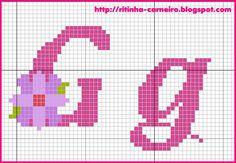 Monograma florlilás      Clica em cima das imagens para ver melhor                                               ...