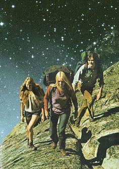 Universe climbing