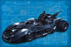 Detective Comics 986 Variant Cover by Mark Brooks Batman Car, Batman Batmobile, Im Batman, Batman Stuff, Batman Poster, Batman Artwork, Batman Redesign, Arte Nerd, Batman Universe