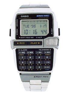 Casio - DBC V500:データバンク?いいね。