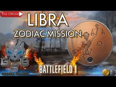 Welcome everyone to Gskull Gaming, in this live stream I will be workin. 1 Live, Battlefield 1, Libra Zodiac, Give It To Me, Tube, Gaming, Videogames, Games, Game