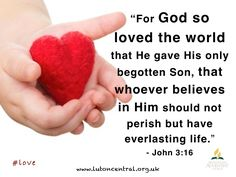 John 3:16 #love #God #everyone #world #Jesus #greatest #sacrifice #everlasting #life #bible #truth #scripture