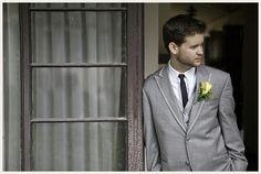 Mmmmm.. grey suit