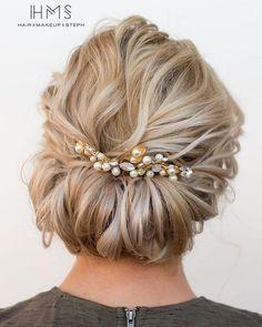 50 Incredible Long Wedding Hairstyles from Hair & Makeup by Steph | Deer Pearl Flowers / http://www.deerpearlflowers.com/long-wedding-hairstyles-from-hair-makeup-by-steph/