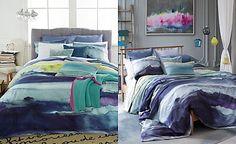 CLOSEOUT! bluebellgray Morar Comforter and Duvet Sets