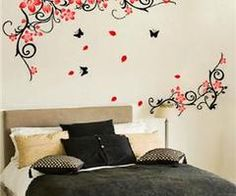 Girly bedroom space