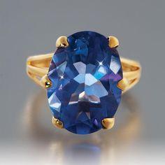 Chromo Fluorite Ring w6362 | Stauer.com