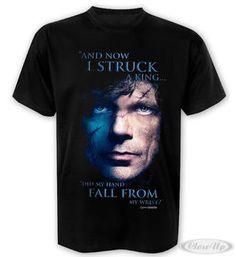 Game of Thrones T-Shirt Tyrion I Struck a King Hier bei www.closeup.de