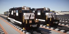 Norfolk Southern EMD GP38-2 Diesel-Electric Locomotive | Tutorial