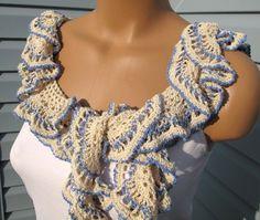 super soft drape-y cotton & bamboo thread