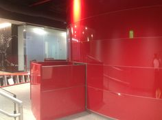 Parqwall Curved - Equinix Office (USA)