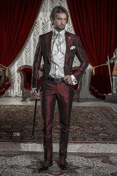 Resultado de imagem para strass lapel suit