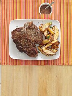Recipes from The Nest - The Perfect Porterhouse
