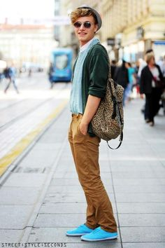 Street Style - Love the shoes