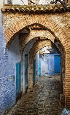 Chefchaouen, Morocco - Maroc Désert Expérience tours http://www.marocdesertexperience.com