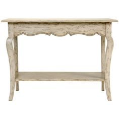 Tritter Feefer Home Collection Curvilinear Console Petite TF1024