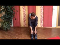 Two Minutes Feldenkrais Übung mit dem Katzenbuckel für den Rücken