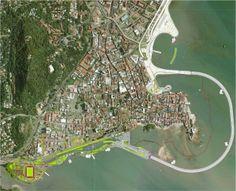 Cinta costera fase 3, en construcción, cambia la histórica relación de la Ciudad y el mar.