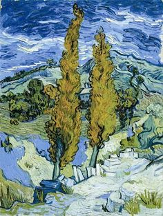 "Van Gogh. ""… in all nature, for instance in trees, I see expression and soul… "" Letter to Theo van Gogh, 5 November 1882"