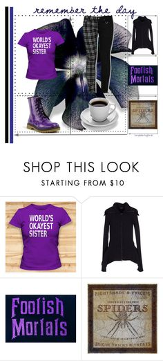 """""""Set #972 - Best Sister Ever"""" by the-walking-doctor ❤ liked on Polyvore featuring Lanvin"""