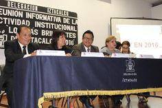 ESTUDIANTES DE EXCELENCIA EN IZTACALCO RECONOCIDOS POR JEFE DELEGACIONAL