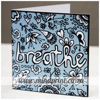 breathe (light blue) Gift Cards, Breathe, Light Blue, Gifts, Design, Home Decor, Gift Vouchers, Presents, Decoration Home