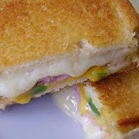 Spicy Ham and Grilled Cheese Sandwich by Allrecipes