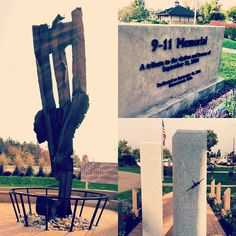 9/11 Memorial in Beavercreek | Photo by asalthouse