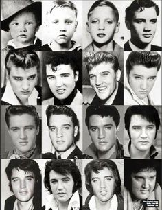 The King of Rock & Roll, Elvis Presley! Lisa Marie Presley, Elvis And Priscilla, Rock And Roll, Charlie Brown Jr, Karel Gott, Linda Thompson, Young Elvis, Elvis Presley Photos, Elvis Presley Family