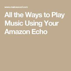 Homes Video Gadgets Smartphone Alexa Dot, Alexa Echo, Echo Echo, Alexa Tricks, Amazon Echo Tips, Echo Music, Alexa Commands, Amazon Alexa Skills, Amazon Fire Tv Stick