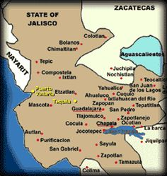 Jalisco, Guadalajara, Mexico