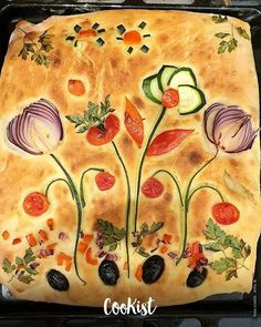How To Make Bread, Food To Make, Bread Art, Good Food, Yummy Food, Artisan Bread, Daily Bread, Creative Food, Bread Baking