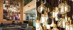 La discográfica Warner Music es una compañía famosa por sus múltiples artistas que se han convertido en estrellas, tales como East West, Rhino,... Ahora por fin tiene un edificio diseñado a su altura. #design #interior #interiorismo #decoracion #arquitectura