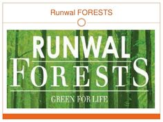 The lifestyle amenities at Runwal Forest is an endless one.Runwal Greens Mulund is a definitive in high-luxury residential living.