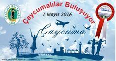Çaycuma doğumlu olup da farklı nedenlerle yaşamını başka yerlerde sürdüren Çaycumalılar, 1 Mayıs 2016 günü Çaycuma'da toplanıyor.