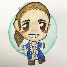 katdensetsu:  Part of my June #Chibi #requests  -  This chibi was requested by @sw.moose  -  This request can be purchased. DM me if interested  -  #johnlaurens #anthonyramos #hamilton #hamiltonmusical #hamiltonart #hamiltonfandom #hamiltonfanart #request #commission #myart #traditionalart #artistsoninstagram #art #drawing #illustration #artist #phoenix #losangeles #fanart #fandom #musical #kawaii #cute #chibi @hamiltonmusical @anthony_ramos_nyc  #anime #cosplay #costume #otaku #gamer…