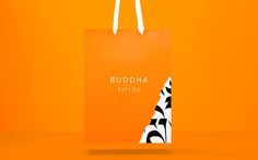 Buddhafields Holistic Center and Hotel Branding