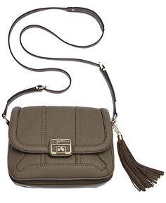 19e01022b1 GUESS Handbag, Gerri Crossbody Flap & Reviews - Handbags & Accessories -  Macy's