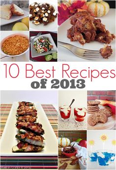 10 Best Recipes of 2013 - Mad in Crafts