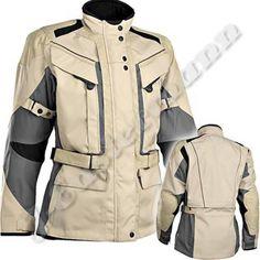 Ladies Waterproof Textile Touring Jacket JEI 7581 - J-Eastermann International