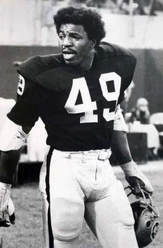 Oakland Raider Images - Carl Weathers