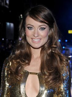 photos of olivia wilde's hair | olivia wilde hair how to get the look when olivia wilde stepped onto ...