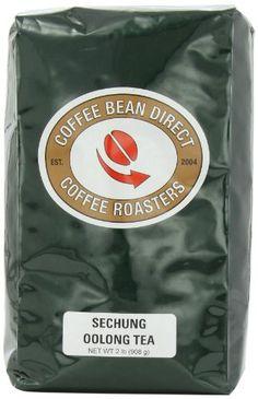 Coffee Bean Direct Sechung Oolong Loose Leaf Tea, 2 Pound Bag - http://teacoffeestore.com/coffee-bean-direct-sechung-oolong-loose-leaf-tea-2-pound-bag/