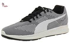 Puma Ignite Interwoven Men Running Shoes Fitness Jogging 361133 01, pointure:eur 42.5 - Chaussures puma (*Partner-Link)