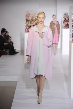 Jil Sander --- beautiful, romantic coat...