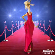 Disney's Zootopia images Gazelle HD wallpaper and background ...
